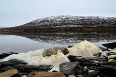 skumtopper (KvikneFoto) Tags: landskap nikon tamron høst autumn fall snø snow