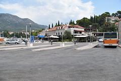 Cavtat Bus Station (T.C.M.) Tags: croatia cavtat dubrovnik bus dubrovnikbus transit