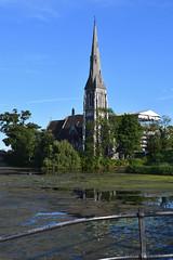 St. Alban's Church (Bri_J) Tags: copenhagen denmark københavn danmark city nikon d7500 stalbanschurch stalbans church christianity spire amaliegade anglican