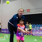 WTA Charities Come Play Clinic