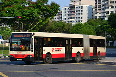 TIB1000B_912 (desmond.buses) Tags: mercedes benz o405g hispano smrt buses woodlands feeder service 912