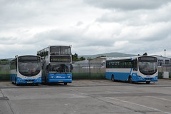 Ulsterbus Foyle 348 PCZ9348 - 2928 HCZ9928 - 309 OEZ7309 (Will Swain) Tags: translinks pennyburn garage derry londonderry 12th june 2018 bus buses transport travel uk britain vehicle vehicles county country ireland irish city centre north northern depot ulsterbus foyle 348 pcz9348 2928 hcz9928 pcz 9348 hcz 9928 williamsdigitalcamerapics101 309 oez7309