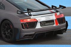 Audi R8 V10 (jfhweb) Tags: jeffweb sportauto sportcar racecar voituregrandtourisme voituredesport gt supercar voituredecourse courseautomobile circuitpaulricard circuitducastellet lecastellet blancpaingtseriessportsclub audi r8