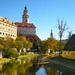 Krumlov Medieval 12th c. town.
