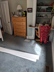 2018-09-22 14.36.12 (Paul-W) Tags: ikea furniture build construct bedroom guestroom 2018 bed storafe underbeddrawers sidetable nighttable