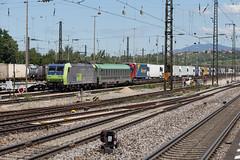 BLS Re 485 013 Weil am Rhein (D) (daveymills37886) Tags: bls re 485 013 weil am rhein baureihe cargo traxx