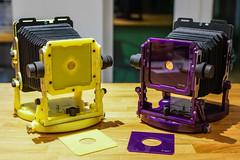 Chroma 'Mulberry' &  'Sunrise' (Steve Lloyd) Tags: chroma large format custom camera field 4x5