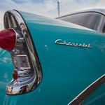 1956 Chevrolet Tail Light Detail thumbnail
