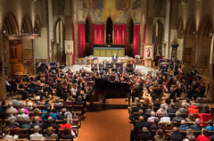 DSCN0106c Arthur Bliss Piano Concerto. Soloist Poom Prommachart. Ealing Symphony Orchestra, leader Peter Nall, conductor John Gibbons. St Barnabas Church, west London. 6th October 2018 (Paul Ealing 2011) Tags: ealing symphony orchestra eso 6 october 2018 conductor john gibbons leader peter nall st barnabas church west london pitshanger lane w51qg w5 1qg england concert classical poom prommachart arthur bliss piano concerto soloist