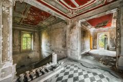 Checkmate (Photonirik) Tags: urbex decay urban exploration oblivion abandoned abandonné oubli forgotten ue dust