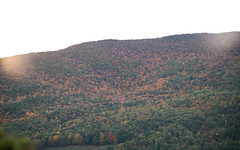 An Autumn Sunset over West Rattlesnake Mtn (Thea Prum) Tags: 85mm a7riii newhampshire samyang sony squamlake westrattlesnake f14