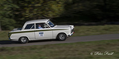 Lotus Cortina (Frostie2006) Tags: rally wiscombe hill climb wiscombehillclimb lombard bath 1976 lombardrallybath cars panning lotus cortina peter frost peterfrost nikon d500 nikond500 classic rallying historic classicrallying historicrallying