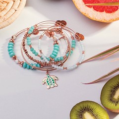 Go with the Flow Color Infusion Bracelet (katalaynet) Tags: follow happy me fun photooftheday beautiful love friends