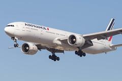 AIRFRANCE_777_F-GSQA, LAX (Lensescape) Tags: lax b777 boeing 777 777300 b777300 airfrance fgsqa 2018