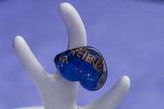 Macro Friday  Blue (daveknight1946) Tags: blue macrofriday ring peterpan