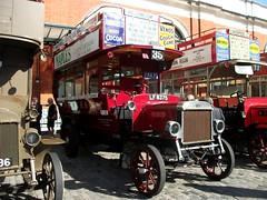 General B1609 Covent Garden 29/09/18. (Ledlon89) Tags: aec btypebus bus buses london lgoc general transport londontransport londonbus londonbuses vintagebuses veteranbuses