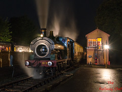 813 (LMSlad) Tags: severn valley railway 813 port talbot gwr 060 saddle arley