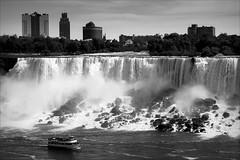 ride in the mist (bostankorkulugu) Tags: unitedstatesofamerica boat sky unitedstates us usa newyork niagarafalls americanfalls waterfall rocks