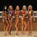 Bikini E 4th Cameron 2nd Babey 1st Fuhr 3rd Lobreau 5th Graham