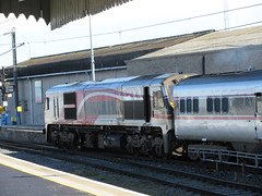 8209@DublinConnolly (zipdiskdude) Tags: iarnródéireann class201 dublin connolly 8209 enterprise