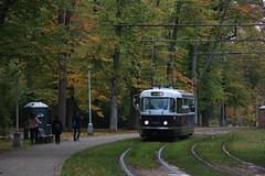 T3 Coupé (NovakMice) Tags: tramvaj tram tramvaje trams streetcar streetcars dpp t3 t3coupé praha výstaviště annamarešová prague czech českárepublika česko