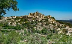 Village of Gordes (keithhull) Tags: gordes luberon village perchedvillage historic provence france 2018
