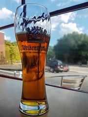 Hacker-Pschorr Oktoberfest Märzen, draught (cizauskas) Tags: beer oktoberfest beerreview draught pub decatur georgia