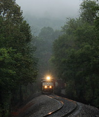 Rural Virginia (Spencer T. Whitman) Tags: norfolksouthern ns virginia trains locomotive railroad