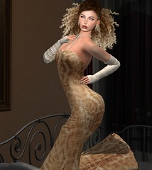WILD Fashion Jamilah Gown - 8 (Becky Kenaan) Tags: firestorm secondlife