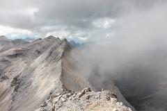 cloud engine (bkellerstrass) Tags: alpen alps tirol austria karwendel brendelsteig birkkarspitze ödkarspitze vomperkette