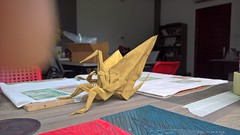 Crane Humanoid - Shinji Sasade (Nguyễn Tuấn Tài) Tags: