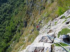2018 - Ariege_20180917_0218 (Hanzlers Warped Visions) Tags: lavoiedesperestranquilles ariege france climbing rockclimbing rock rocky adventure outdoors outside ipswichmountaineeringclub ipswichmc ipswichimc comtédefoix occitanie