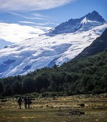 Monte Tronador (Mono Andes) Tags: andes argentina glaciar montetronador patagonia parquenacionalnahuelhuapi ríonegro parquenacional canogastour canogas1999