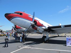 "Douglas DC-3C 1 • <a style=""font-size:0.8em;"" href=""http://www.flickr.com/photos/81723459@N04/44222321435/"" target=""_blank"">View on Flickr</a>"