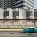 Classic Car Outside Hotel Cohiba - Havana, Cuba