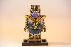 made by me_lego custom Thanos (KoreanDaewoo) Tags: movie hero mable lego thanos custom legocustom legofigure legominifigure infinitywar avengers 어벤져스 타노스 레고 레고커스텀 레고피규어 인피니티워 marvel legothanos