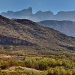 Hillsides, Ridgelines and Mountain Peaks (Big Bend National Park) thumbnail