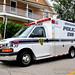 Greenburgh Police Department Emergency Medical Services Ambulance 77
