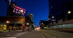 Power and Light (KC Mike Day) Tags: exposure long street main kcmo light power streetcar