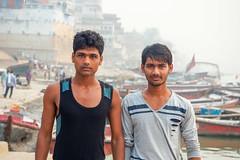 On Ghats...Varanasi..Banaras (geolis06) Tags: geolis06 asia asie inde india uttarpradesh varanasi benares gange ganga ghat inde2017 olympus hindu hindou religieux religious banaras olympuspenf olympusm1240mmf28