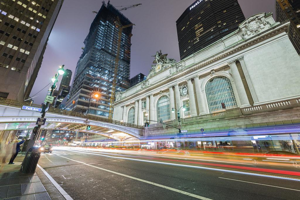 c42bac9b2c Grand Central Station (Elyssa Drivas) Tags  newyork newyorkcity nyc  nightphotography night lights longexposure