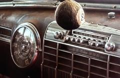 8-Ball (rickhanger) Tags: 8ball cadillac dashboard chrome speedometer radio automotive automobile auto car vehicles gm