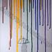 """Rain of Emotions"" by LA, mixed media, $20.00"