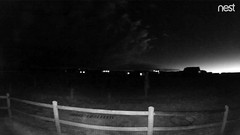 NEST:  Standing Wave Sunrise (northern_nights) Tags: nest securitycam timelapse cheyenne wyoming sunrise dawn twilight clouds altocumulus standingwavecloud cloudscape skyscape