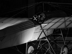 Blackburn Monoplane (davepickettphotographer) Tags: shuttleworthcollection oldwarden bedfordshire biggleswade aircraft nightshoot nighttime night photography uk england collection evening shoot aviation blackburn monoplane theedwardians edwardians rare