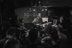 handsome family (_tonidelong) Tags: handsome family concierto music musica americana country blanco y negro black white bn byn bw torgal cafe pop ourense orense galicia galiza españa spain concert show performance actuacion live life tour gira true detective monochrome