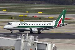 EI-RDO | Alitalia Cityliner | Embraer ERJ-175STD (170-200) | CN 17000348 | Built 2012 | MXP/LIMC 13/04/2018 (Mick Planespotter) Tags: aircraft airport 2018 sharpenerpro3 erj175 eirdo alitalia cityliner embraer erj175std 170200 17000348 2012 mxp limc 13042018 malpensa