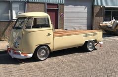 Volkswagen Transporter enkelcabine 1975 (Wouter Duijndam) Tags: volkswagen transporter enkelcabine 1975 braziliaan