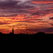 Langwarden in the sunset