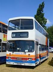 F601 MSL. (curly42) Tags: f601msl leylandolympian alexanderrl hampshirebus201 stagecoachhampshire stagecoach bus transport altonbusrally2018
